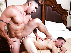 Tops & Robbers daddy gay porn