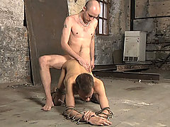 Leo James & Kieron Knight daddy gay porn