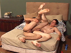 Gay Bareback Paul Black & Miguel Temon