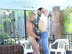 Three gays in oral orgy in moutains daddy gay porn