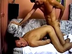Dudes lick out butts and suck cocks