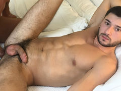 Scott DeMarco & Tanner Wade BAREBACK in Springfield daddy gay porn