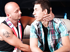 Patriarch Loves Twinks, Scene 01 daddy gay porn